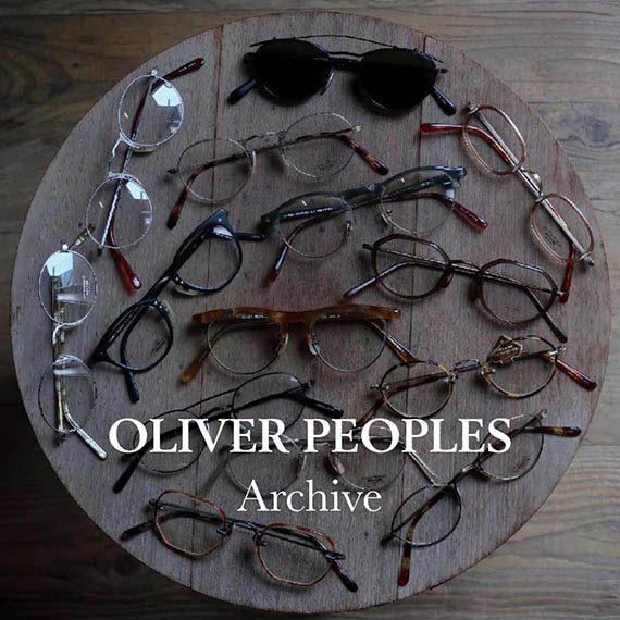 OILIVER PEOPLES ARCHIVE