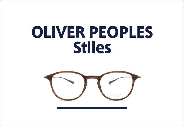 OLIVER PEOPLES stiles