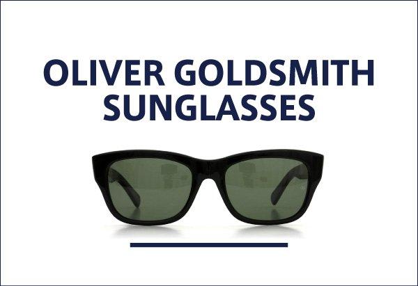 Oliver Goldsmith サングラス