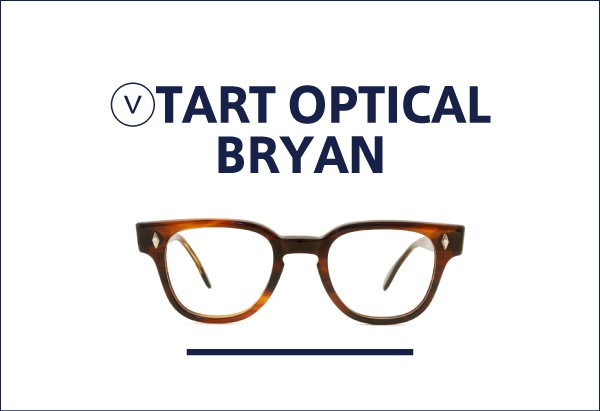 TART OPTICAL vintage BRYAN 定番メガネ
