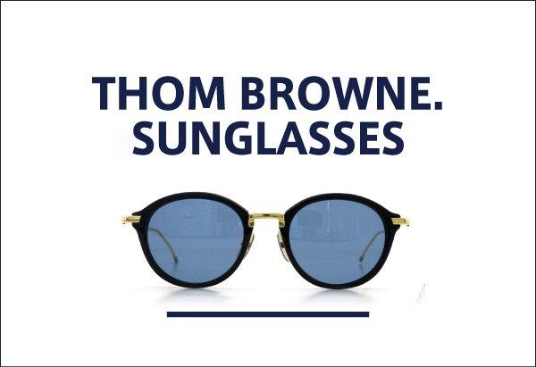 THOM BROWNE サングラス
