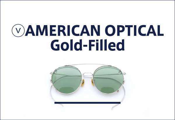 AMERICAN OPTICAL vintage Gold Filled