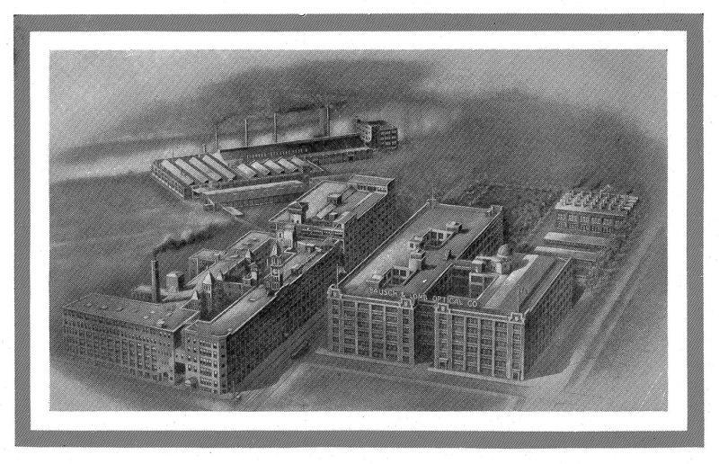 ボシュロムの工場