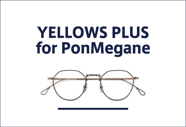 yellowsplus ポンメガネ限定