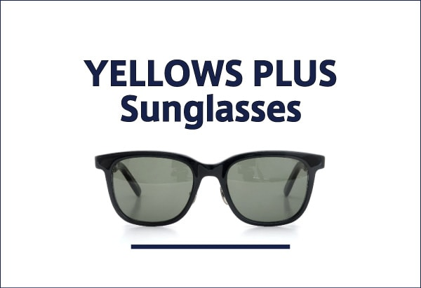 yellowsplus サングラス