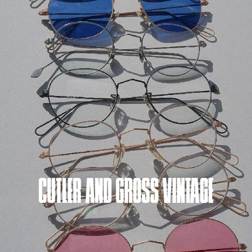 CUTLER AND GROSS VINTAGE