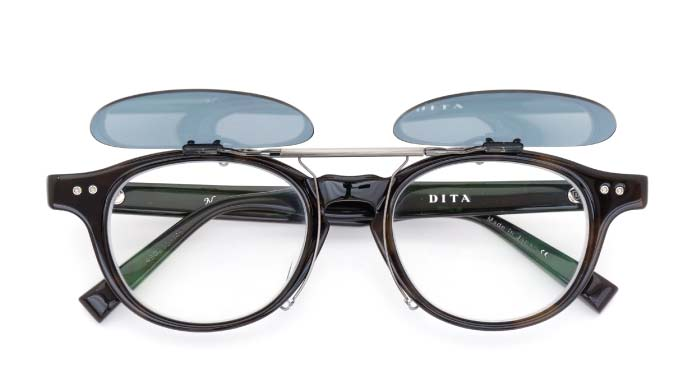 DITA New Yorker BRX-2002B-49 クリップSMG