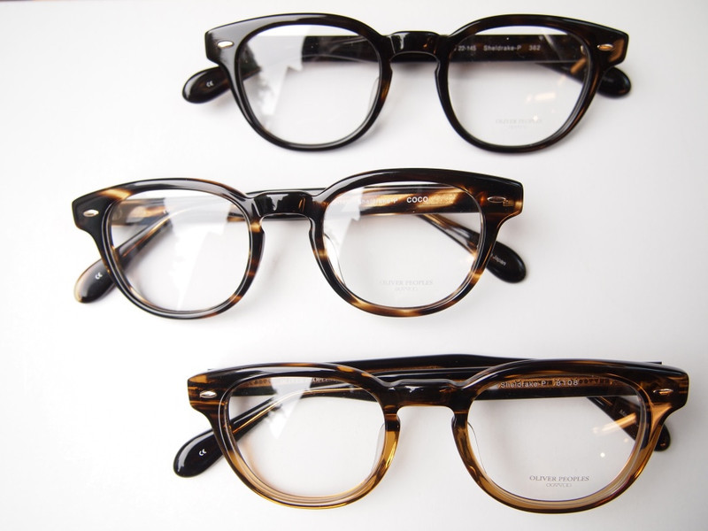 OLIVER PEOPLES Sheldrake-P-1
