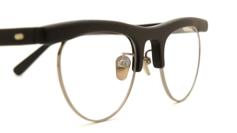 OLIVER PEOPLES(オリバーピープルズ)  メガネ OP-4 MBK-10