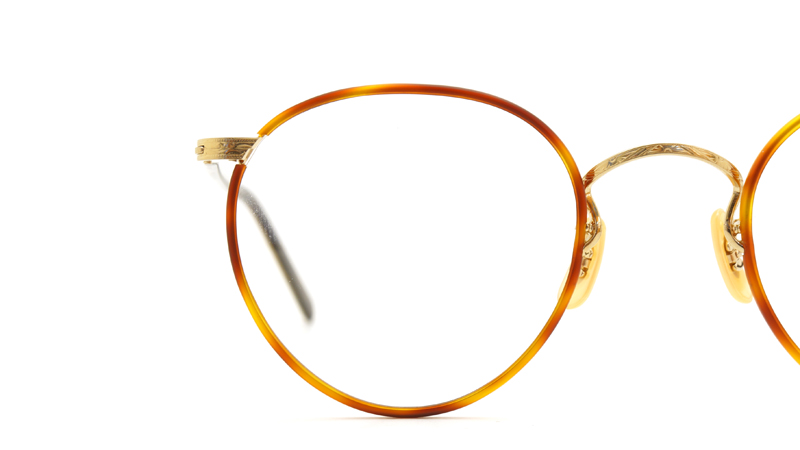 OLIVER PEOPLES OP-78R  G/LBR-10