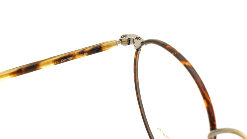 OLIVER PEOPLES OP-78R  AG/198-6