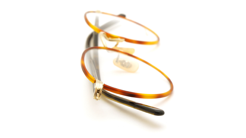 OLIVER PEOPLES OP-78R  G/LBR-8