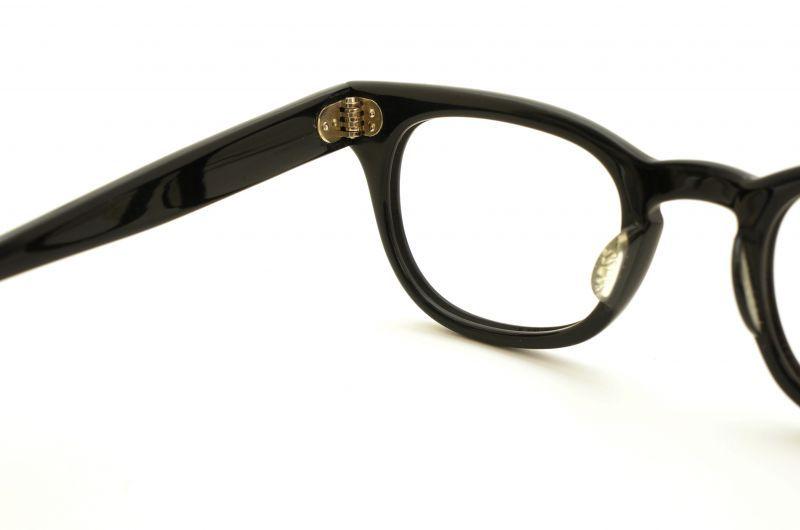 Art Craft vintage メガネ ブラック 5 1/2 LIBERTY U.S.A. 46サイズ 7