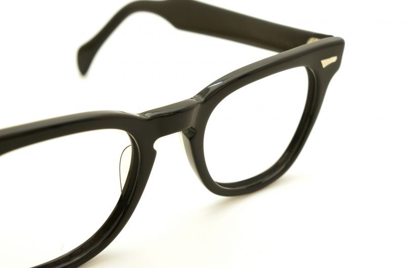 Art Craft メガネ ブラック 4 1/2 - 6  U.S.A. 48サイズ 6