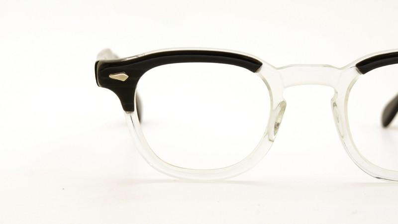 TART OPTICAL タートオプティカル メガネ vintage ARNEL BLACKWOOD-CLEAR 46/24 9