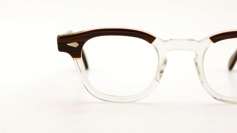TART OPTICAL タートオプティカル メガネ vintage ARNEL REDWOOD-CLEAR 44/24 9