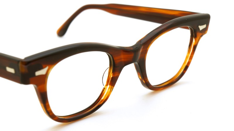 TART OPTICAL メガネ COUNTDOWN AMBER 44-24 6