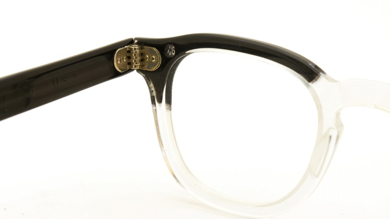 TART OPTICAL タートオプティカル メガネ vintage ARNEL BLACKWOOD-CLEAR 46/24 7