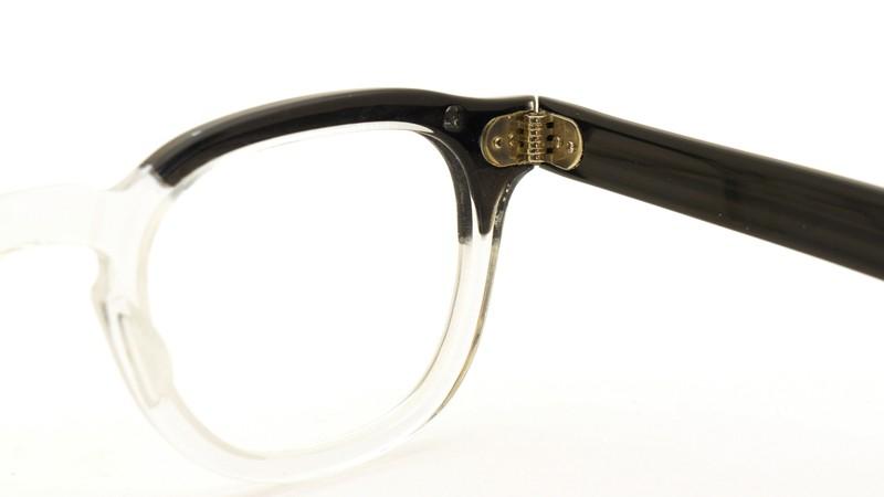 TART OPTICAL タートオプティカル メガネ vintage ARNEL BLACKWOOD-CLEAR 46/24 8