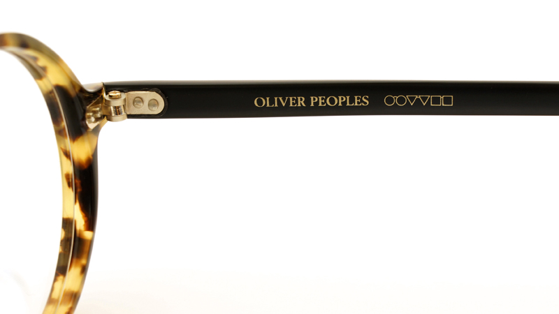 OLIVER PEOPLES オリバーピープルズ 2013年新作 メガネ Woodbury DTB 9