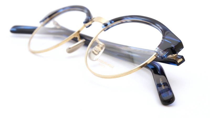 OLIVER PEOPLES オリバーピープルズ 2013年新作 メガネ MP-15-XL DNM ダークナイトマーブル 10