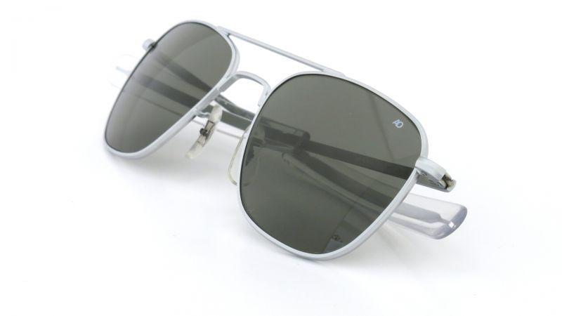 American Optical(アメリカンオプチカル) サングラス Original Pilot マットクロム 9