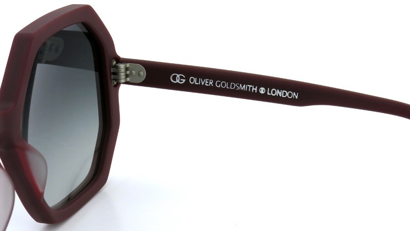OLIVER-GOLDSMITH YATTON(1964) Matte Merlot 9