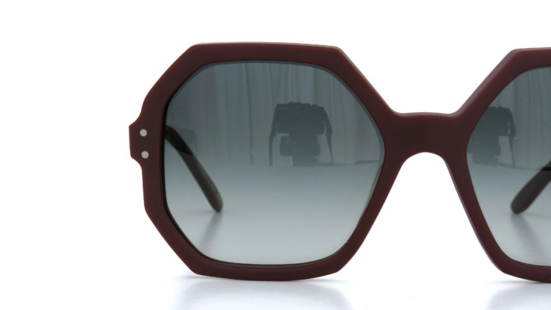 OLIVER-GOLDSMITH YATTON(1964) Matte Merlot 12