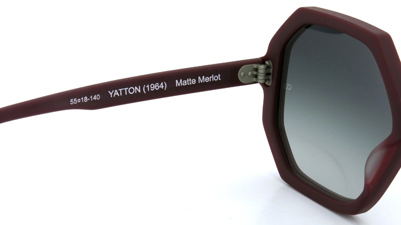 OLIVER-GOLDSMITH YATTON(1964) Matte Merlot 8