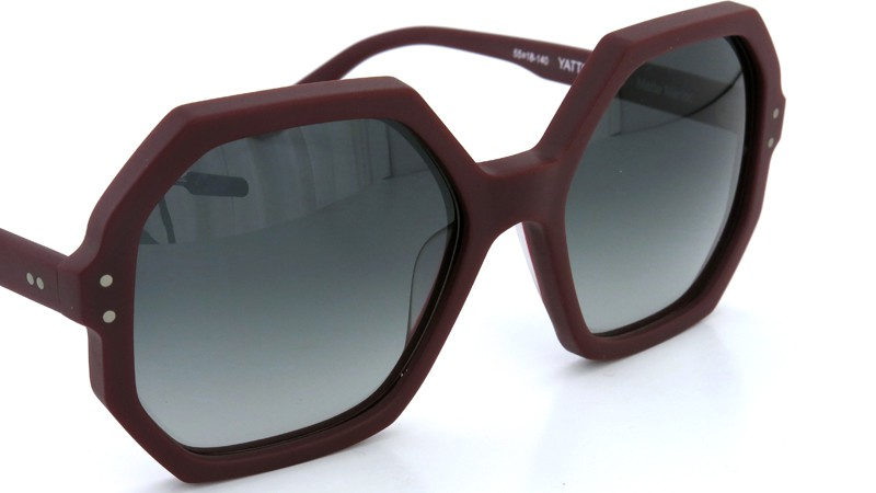 OLIVER-GOLDSMITH YATTON(1964) Matte Merlot 6