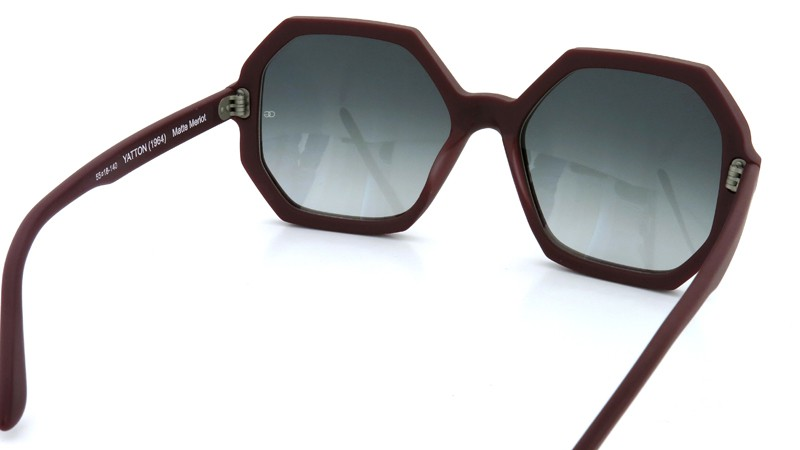 OLIVER-GOLDSMITH YATTON(1964) Matte Merlot 7