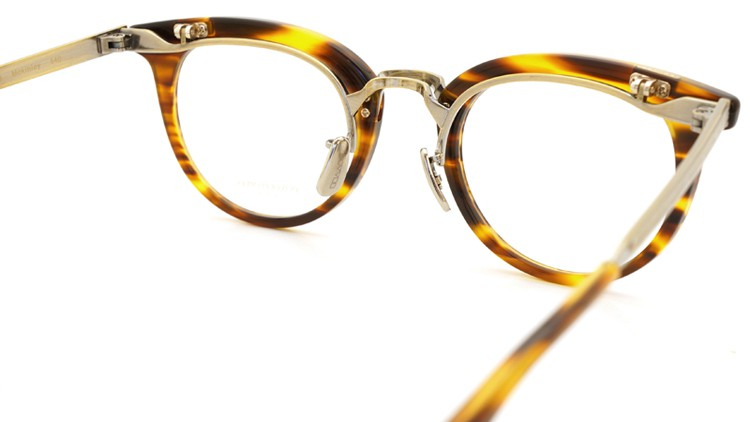 OLIVER PEOPLES  新作メガネ Mckinley 140 9