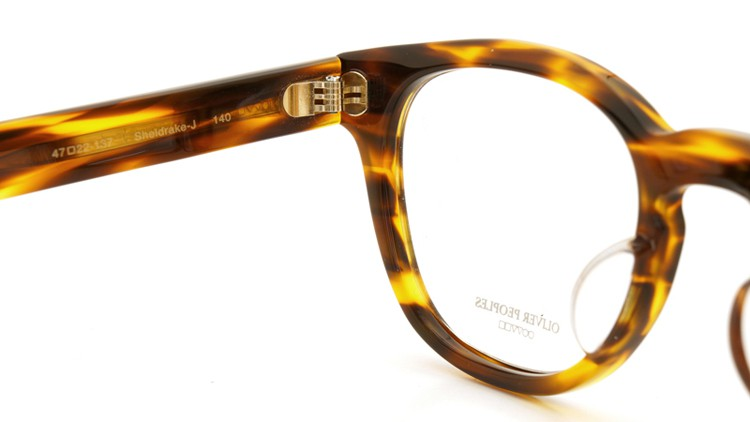 OLIVER PEOPLES Sheldrake-J 140 8