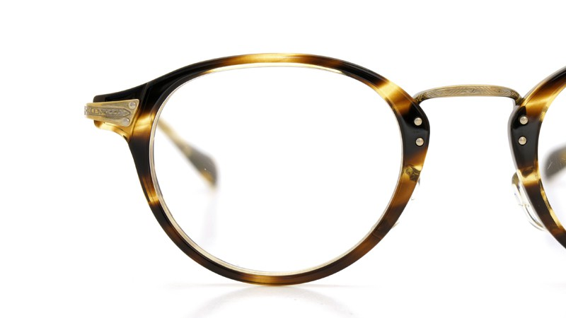OLIVER PEOPLES オリバーピープルズ OLIVER PEOPLES (オリバーピープルズ)20周年記念メガネ Wylie COCO/AG 13
