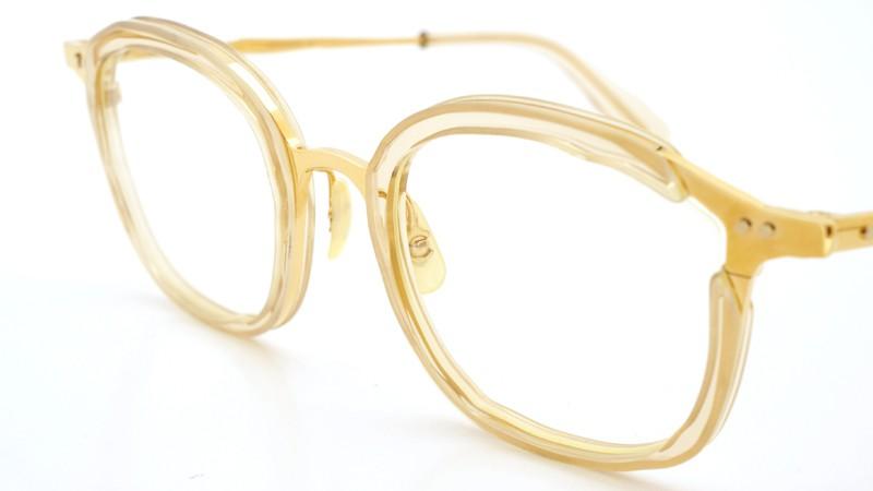 MASAHIROMARUYAMA 3rd-collection-CUT MM-0011clear-gold 6