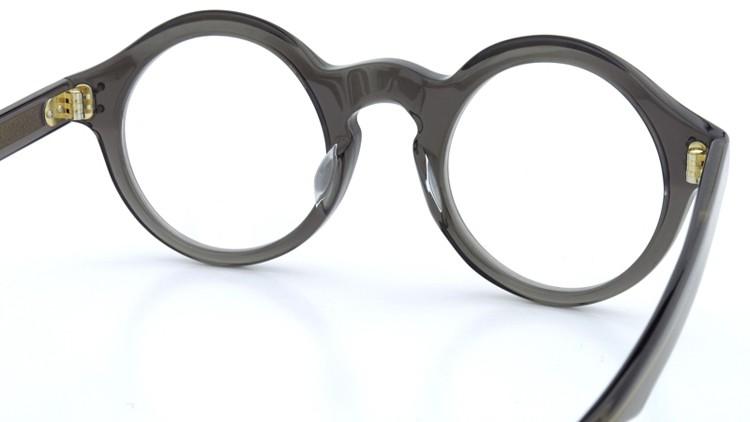 Oliver Goldsmith オリバーゴールドスミス 欧米モデル メガネ SHEPPERTON Cloar Smoke 7