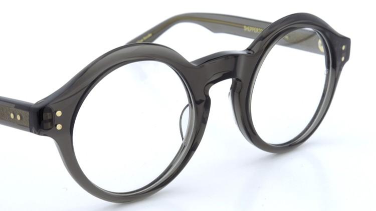 Oliver Goldsmith オリバーゴールドスミス 欧米モデル メガネ SHEPPERTON Cloar Smoke 6