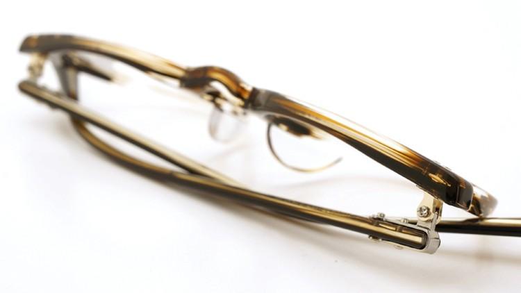 OLIVER PEOPLES (オリバーピープルズ)  × MILLER'S OATH (ミラーズ オース) 限定生産 カプセルコレクション Sir O'Malley VBSG 12