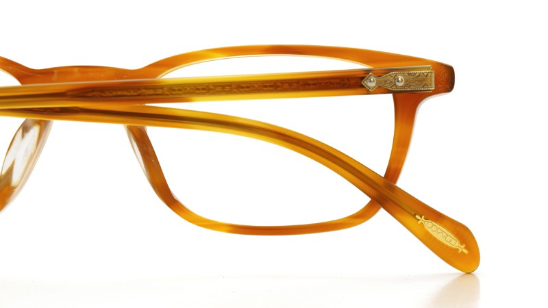 OLIVER PEOPLES (オリバーピープルズ)  × MILLER'S OATH (ミラーズ オース) 限定生産 カプセルコレクション [ SIR SERIES AT MILLER'S OATH ] Sir Kent Vintage Light Brown 14