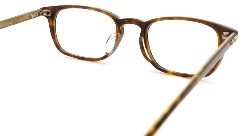 OLIVER PEOPLES (オリバーピープルズ)  × MILLER'S OATH (ミラーズ オース) 限定生産 カプセルコレクション [ SIR SERIES AT MILLER'S OATH ] Sir Kent Vintage Classic Tortoise 7