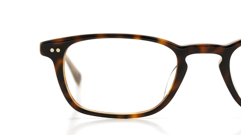 OLIVER PEOPLES (オリバーピープルズ)  × MILLER'S OATH (ミラーズ オース) 限定生産 カプセルコレクション [ SIR SERIES AT MILLER'S OATH ] Sir Kent Vintage Classic Tortoise 16