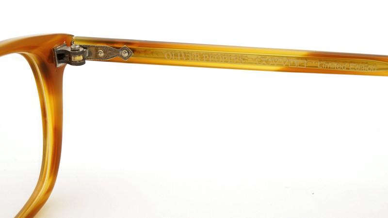 OLIVER PEOPLES (オリバーピープルズ)  × MILLER'S OATH (ミラーズ オース) 限定生産 カプセルコレクション [ SIR SERIES AT MILLER'S OATH ] Sir Kent Vintage Light Brown 10