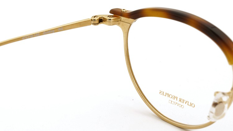 OLIVER PEOPLES (オリバーピープルズ)Los Angeles Collection [Golding BG] 9