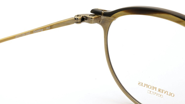 OLIVER PEOPLES (オリバーピープルズ)Los Angeles Collection [Golding AG]
