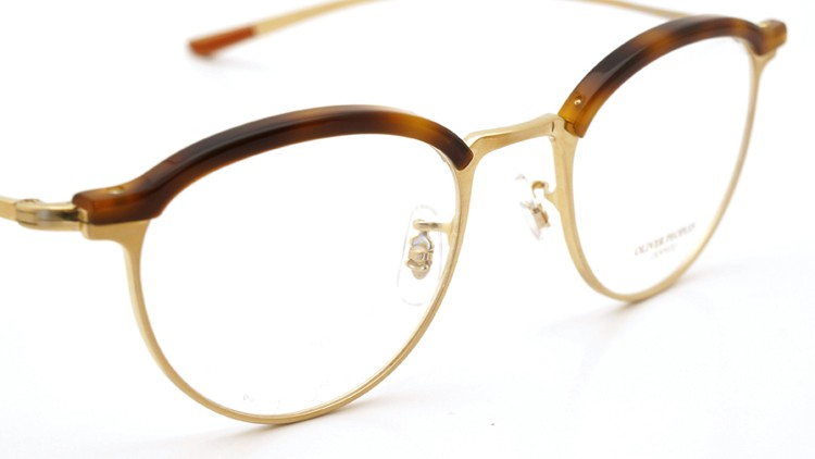 OLIVER PEOPLES (オリバーピープルズ)Los Angeles Collection [Golding BG] 6