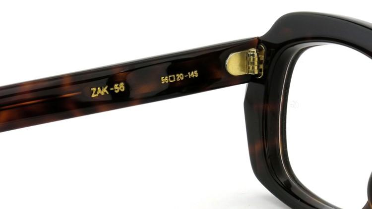 Oliver Goldsmith オリバーゴールドスミス ZAK-56 Dark Tortoiseshell 9