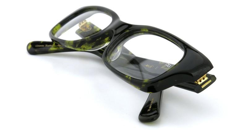 Oliver Goldsmith オリバーゴールドスミス MUST Green Tortoiseshell 10
