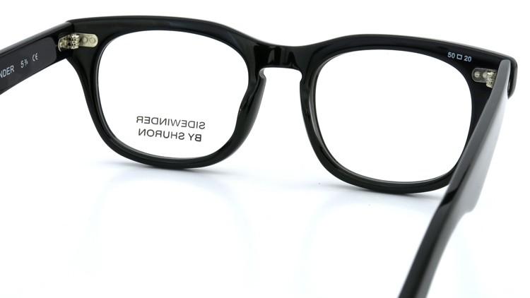 SHURON SIDEWINDER BLACK 50size 7