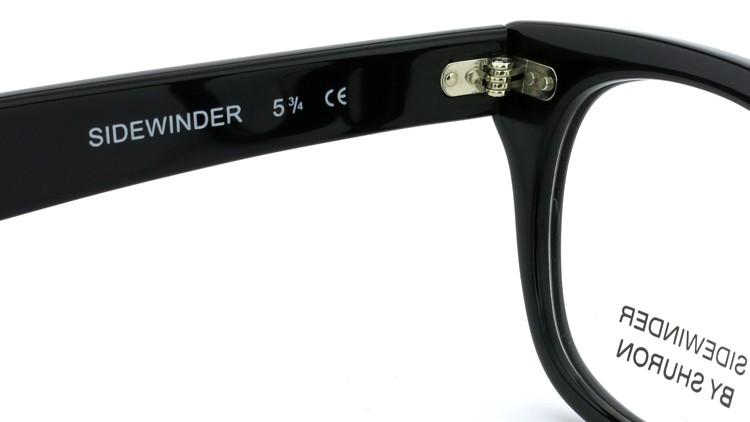SHURON SIDEWINDER BLACK 50size 9