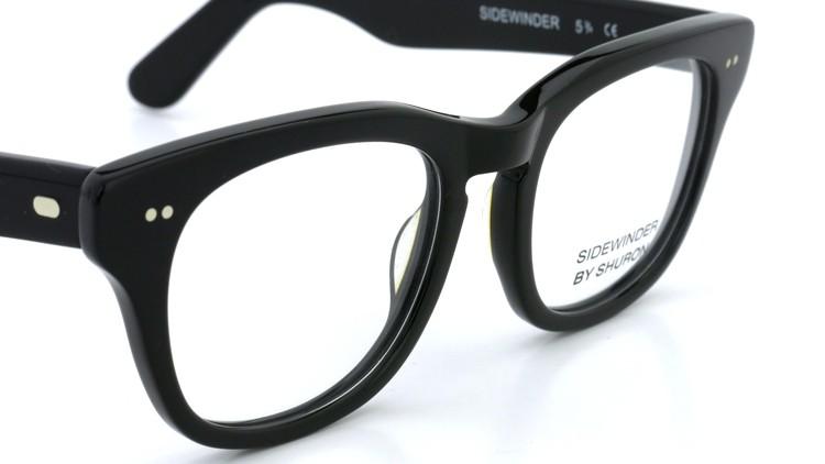 SHURON SIDEWINDER BLACK 50size 6